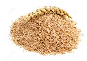 Пшеничные отруби и колосок