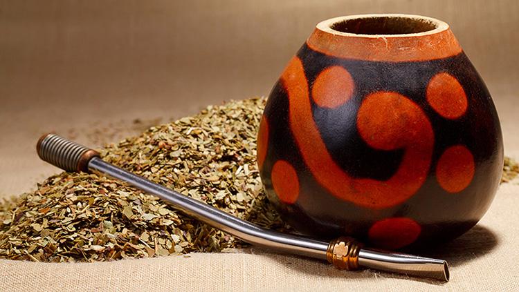 Традиция чаепития мате