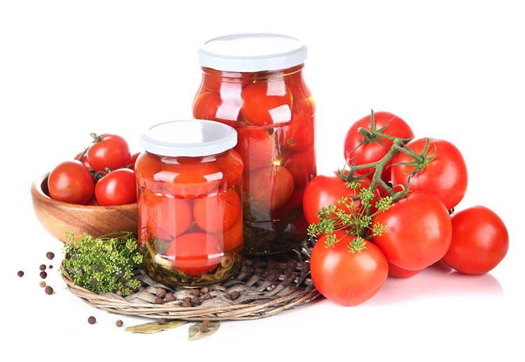 Польза соленых помидоров